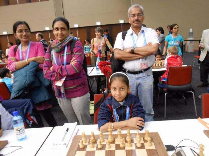Divya Deshmukh, chess, prodigy, world championship, gold, title, World Cadets Chess Championship, pocos de caldas, brazil, Nagpur