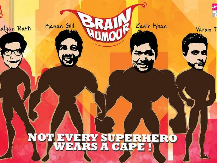 pune, event, Brain Humour, Standup comedy
