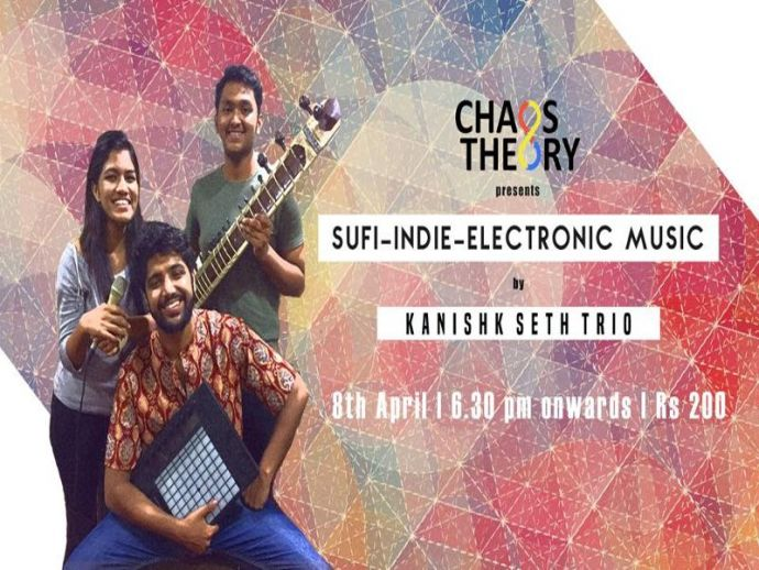Nagpur, Event, Sufi-Indie-Electronic Music by Kanishk Seth Trio