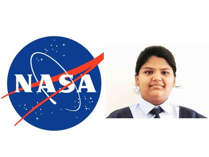 Tapaswini Sharma, NASA's Spaceship Design Contest, Pune