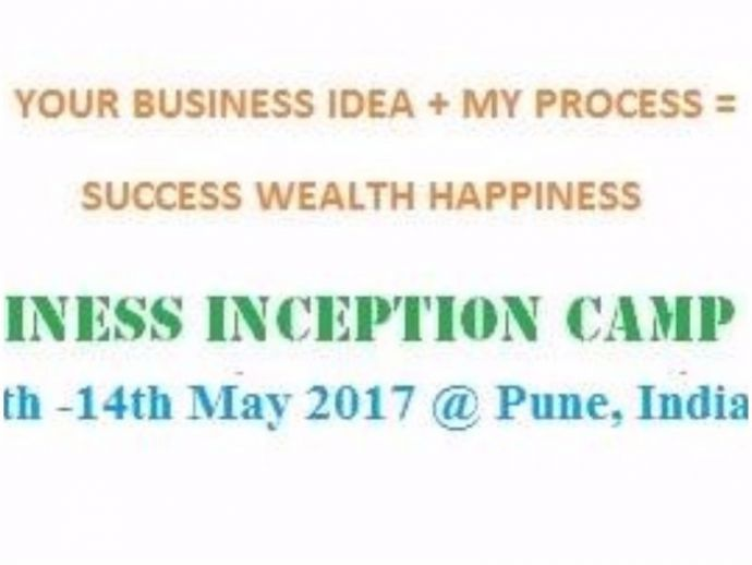 Business Inception Camp V, Pune