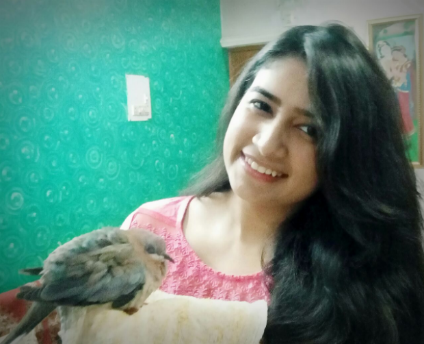 the little bird gugo, Muktta Chaddha, Animal Lover