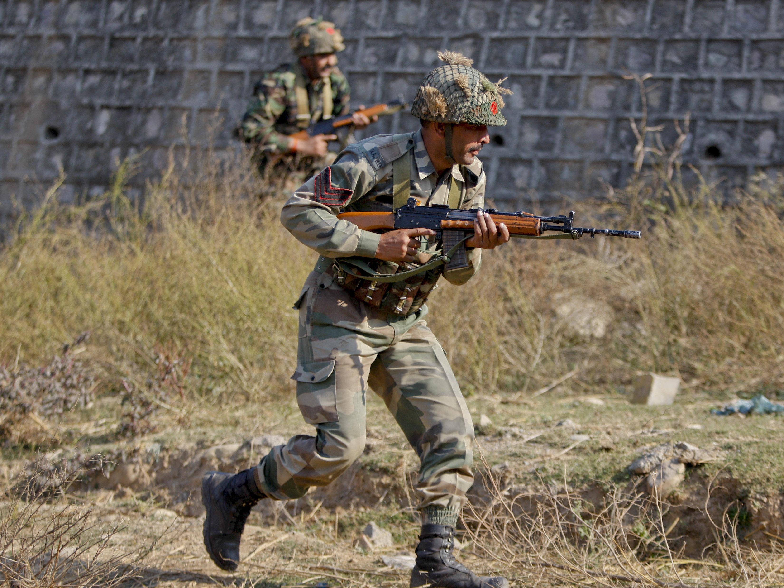 Army, Terror attack, Kashmir, Baramulla