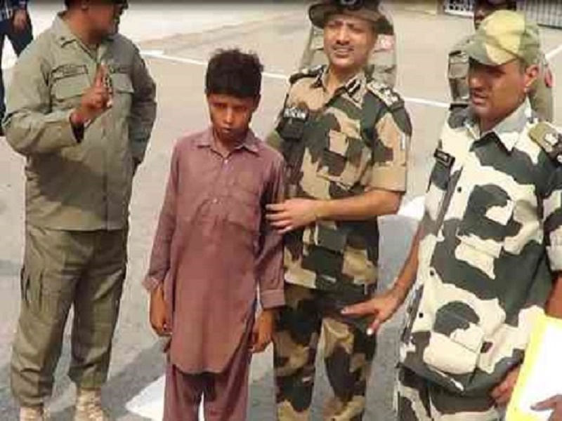 India, Pakistan, Indian Army, 12, Boy, Soldier, Surgical strikes