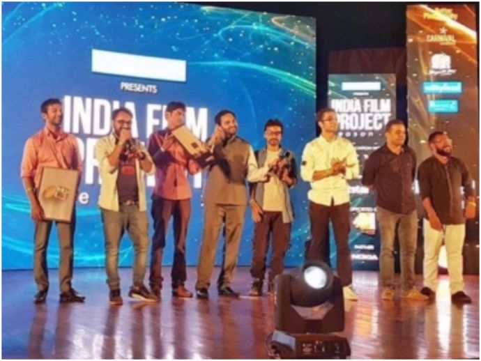 Indian Film Project, Footprints, Faulen, Nagpur based film makers win 2 awards, Nagpur, Create-e-Witty, movie