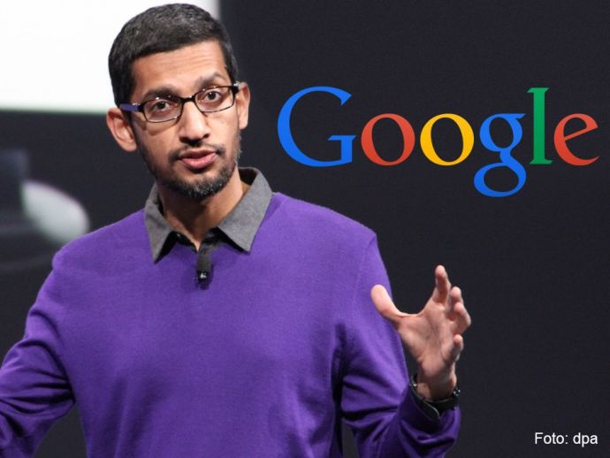 sundar pichai, google, IIK, Digital india, SMEs, IIT