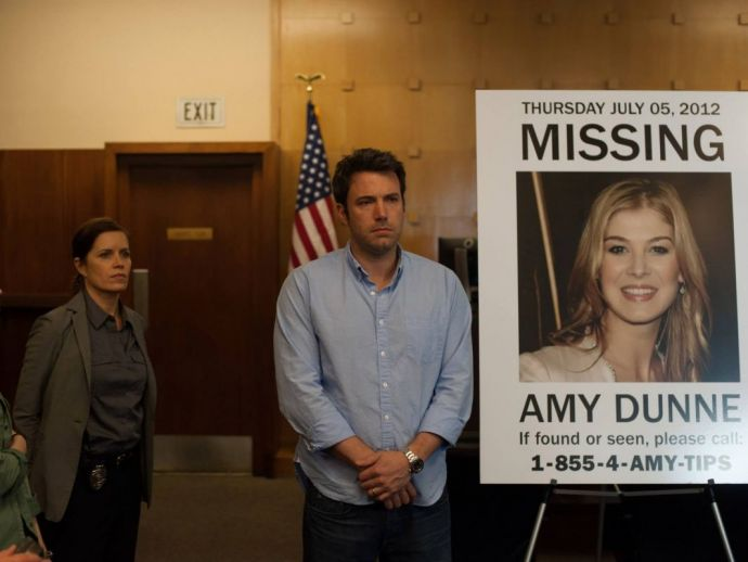 gone girl, agatha christie, ben affleck, amazing amy, real gone girl