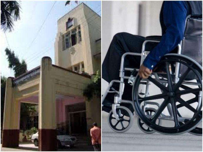 nagpur, nagpur news, NMC, physically challenged persons, Nagpur municipal corporation