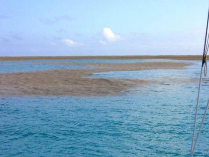 island formation, maiken, yacht, volcano