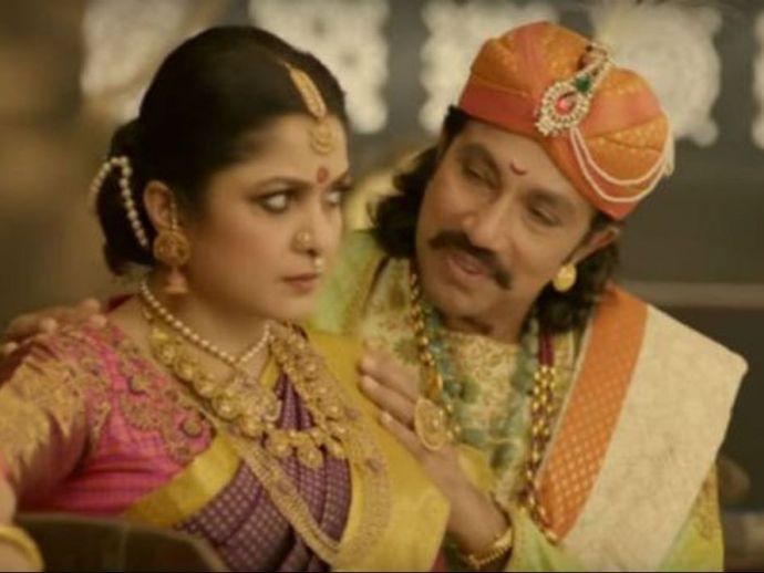 Baahubali, Kattappa, Sivagami, ss rajamouli, Baahubali 2: The Conclusion, ad
