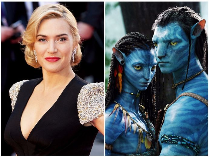 Titanic, Kate Winslet, James Cameron, Avatar