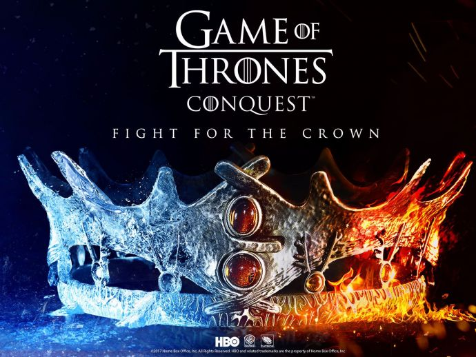 Game of Thrones, Game of Thrones: Conquest, Conquest, Warner Bros, Turbine studio, games, RPG, Batman: Arkham Underworld, the Lord of the Rings, westeros, HBO