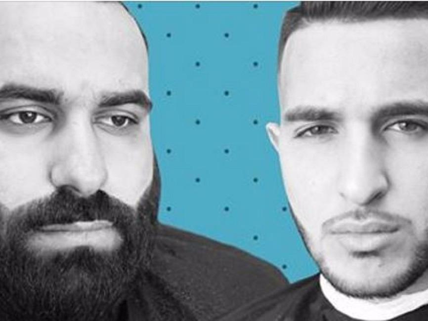 Barber, Bald, Baldness, Balding, Hair, Hair loss, Haircut, Ali Alhashemi, ᴜᴘᴘᴇʀᴄᴜᴛᴢ