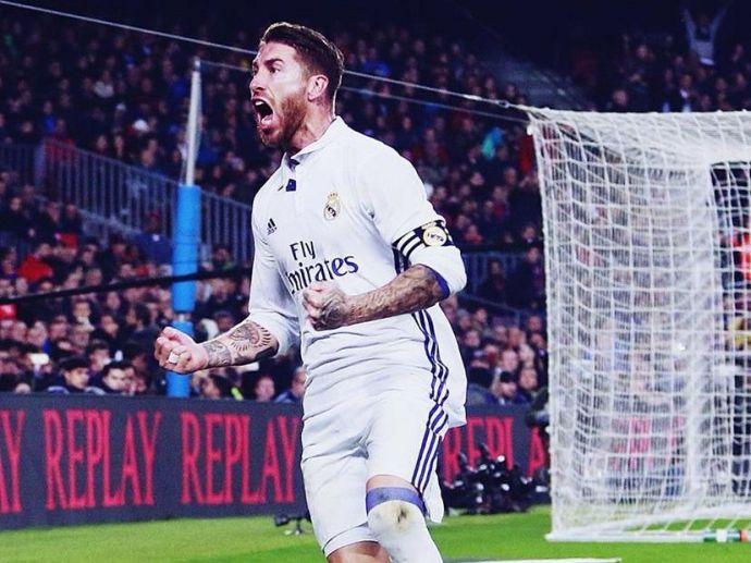 Real Madrid, Barcelona, El Clasico, Sergio Ramos, Andres Iniesta, Gareth Bale, Toni Kros