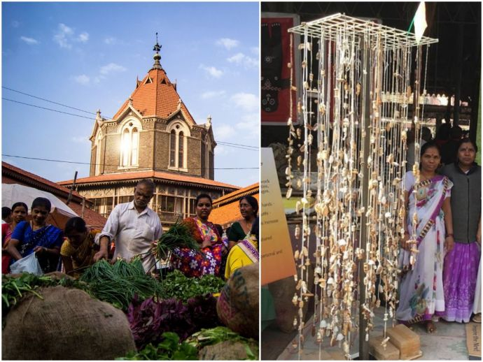 Pune, art mandai, mahatma, phule, market, art, design, vegetable, market, sellers, vendors, artists, exhibition, structures, painting, ceramic, articles, dance, music, public, awareness