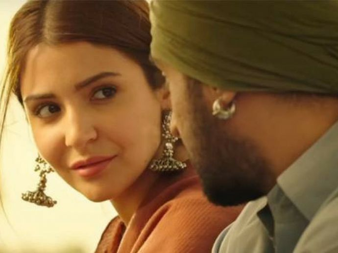 Anushka Sharma, Naughty Billo, song, phillauri, movie, bollywood