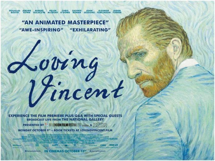 oscar, academy awards, los angeles, 90th oscar awards, animated film, coco, disney, loving vincent, van gogh, hand painted film, Dorota Kobiela, artist, art, painting, 19th century artist
