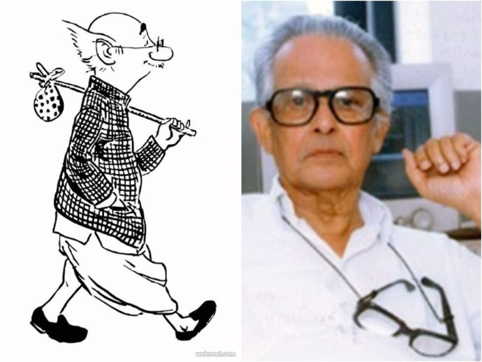 RK Laxman, Common Man, Granddaughter, new spectator, Common Woman