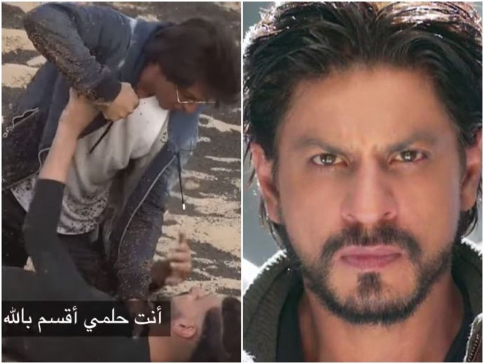Shah Rukh Khan, Losses Cool, Egyptian Comedian, Prank, Ramez Underground, Ramadan TV, host Ramez Galal, actor, bollywood, shahrukh khan Latest, shahrukh khan Bashed Ramez Galal, shahrukh khan tricked at Ramadan TV Prank, Brand Ambassador Of Dubai tourism, SRK Got Angry On Ramadan's Prank