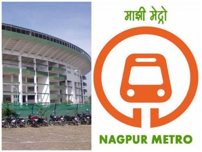 Mahametro, Nagpur, Nagpur metro rail, RITES, Jamtha, Vidarbha Cricket Association (VCA), Maharashtra Airport Development Company (MADC), Brijesh Dixit