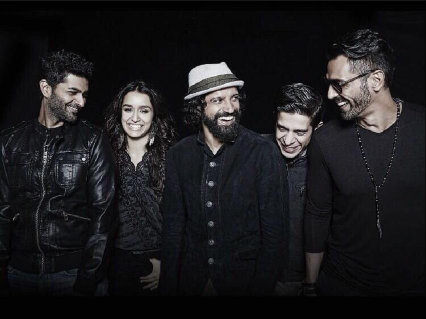 Rock On 2, Rock On 2 Teaser, Farhan Aktar, Arjun Rampal, Purab Kohli, Prachi Desai