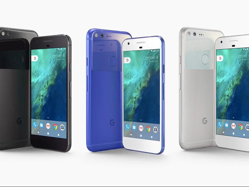 Google, Pixel, Smartphone