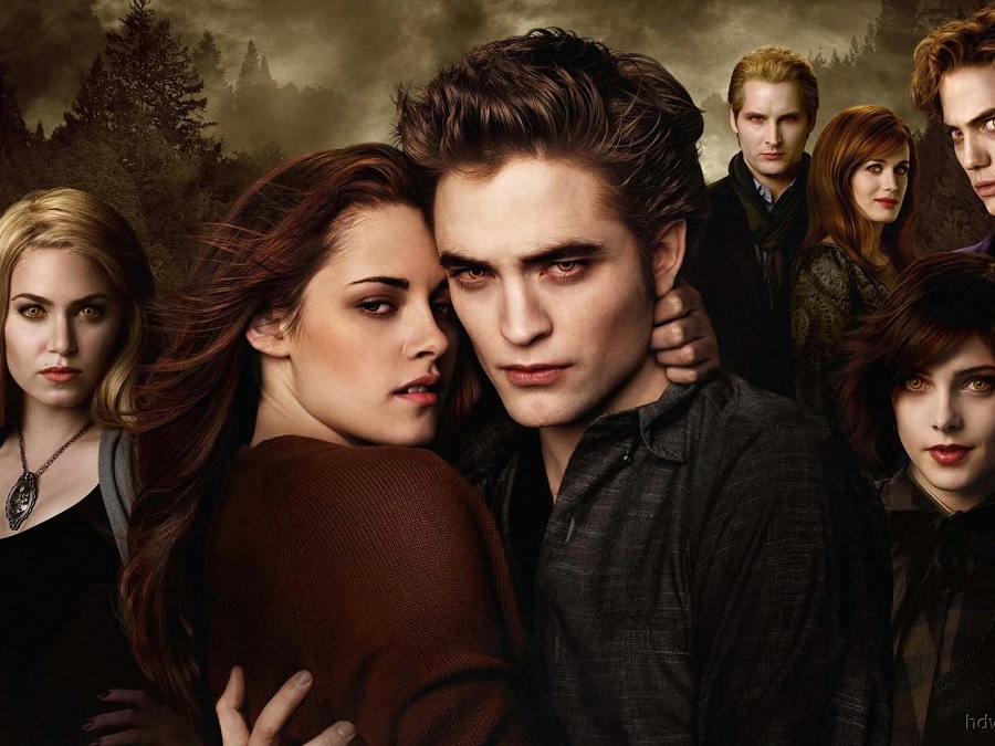 twilight, bella, edward cullen, stephenie meyer, vampires, wolves, jacob black