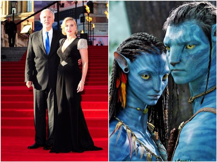 Kate Winslet, James Cameron, Titanic, Avatar, Avatar Sequel, Hollywood