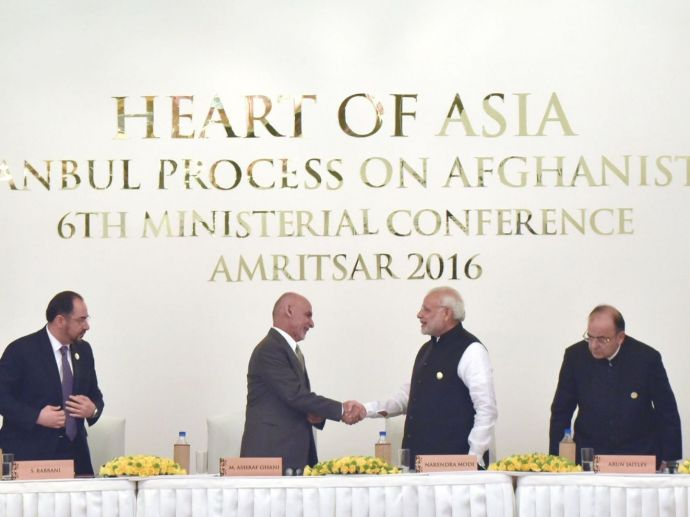Heart Of Asia Conference, Afghanistan, India, South Asia