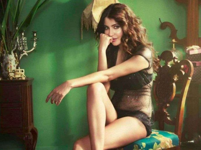 Anushka Sharma, GQ Magazine', Photoshoot