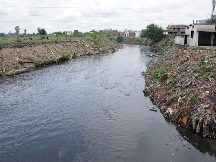 Nagpur Municipal Corporation, NMC, Nag River Pollution Abatement Project, Nag river, Pili river, Japan International Cooperation Agency, JICA, NMC consultant, Mohammed Israil, National River Conservation Directorate, NRCD, Sewage treatment plants, STP, Mo