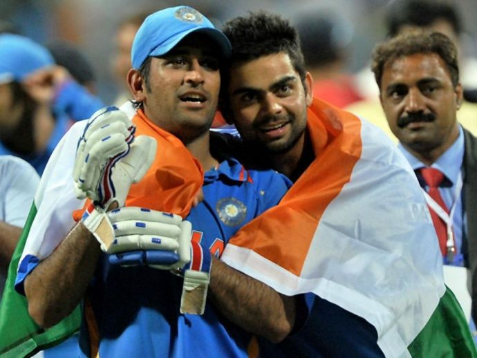 Dhoni, MSD, Virat Kohli, Cricket, England series, captain, ODI, T20, Test