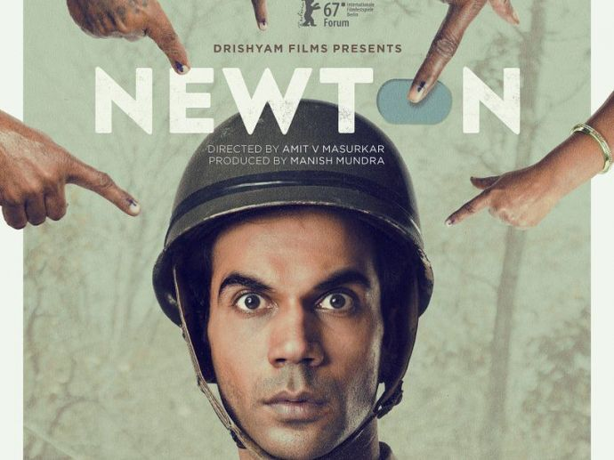 Rajkummar Rao, Newton, Berlin Film Festival, National award, movie, bollywood