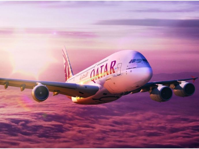 Qatar Airways, New Zealand, Auckland, Doha, Qatar, Dubai, emirates