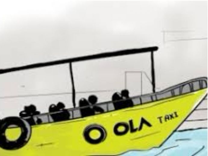 ola, taxi, cab, transport, road, water transport, assam, river taxi, travel, infrastructure, app, convenient transport, water taxis, ola-assam partnership, faster travel