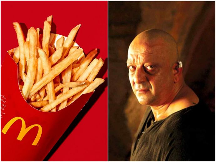 McDonalds, french fries, scientists, Japan, effective, baldness, hair loss, treatment, cure, solution, answer, problem, Daily Record, chemical, regrowth, experiment, mice, human stem cells, follices, germs, generate, produce, lab, Holy grail, oil, dimethy