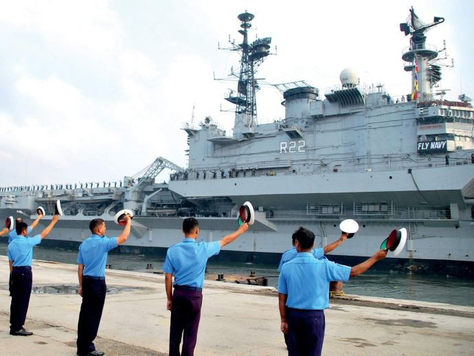 Indian Navy, INS Viraat, INS Vikrant, INS Vikramaditya, Indian government, government, British Royal Navy, Grand Old Lady, INS viraat retires