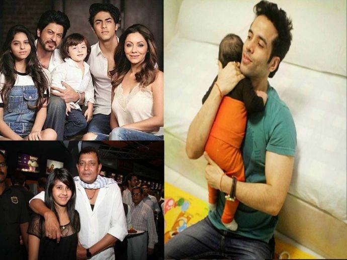 Aamir Khan, AbRam Khan, Aishwarya Rai Bachchan, Azad Rao Khan, farah khan, Laksshya, Shah Rukh Khan, Shirish KunderSohail, Khan, surrogacy, surrogate, babysurrogate, childTusshar Kapoor, Tusshar Kapoor baby, Bollywood Star Who became Surrogate Parents, Bo