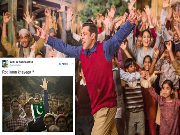 salman khan, Twitter, tubelight, Teaser, movie, meme, trolls, reactions, funny
