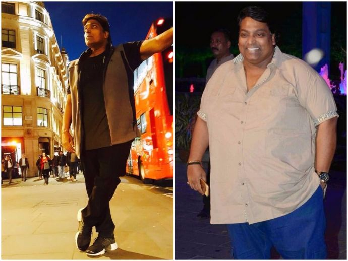 Ganesh Acharya, dance, Bollywood, choreographer, weight, loss, fat to fit, transformation, 85 kg