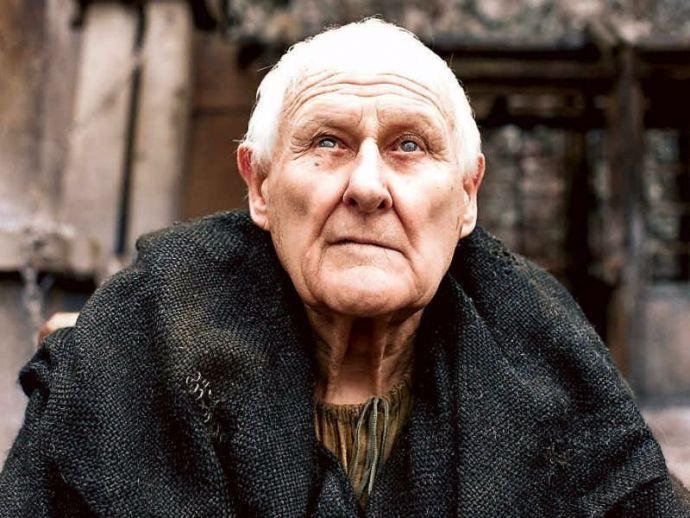 Game Of Thrones, Peter Vaughan, Porridge, Aemon Targaryen, Maester Aemon
