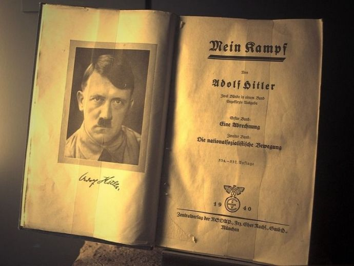 Adolf Hitler, Mein Kampf, Germany, World War 2, Best seller, Non-fiction, book, controversy