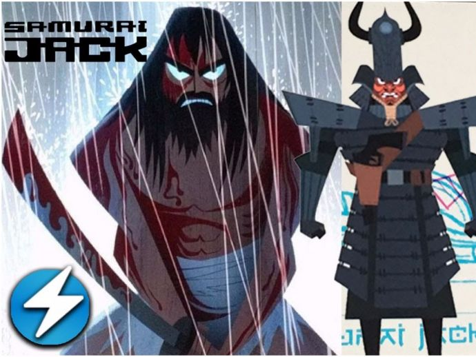 samurai jack, new trailer, cartoon network, Genndy Tartakovsky, Samurai Jack Season 5