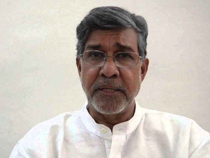 Kailash Satyarthi, Nobel prize, New Delhi, burglary, Rashtrapati bhawan