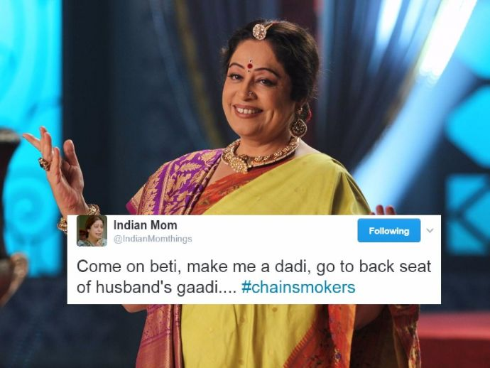 indian mom, things, twitter, desi mothers