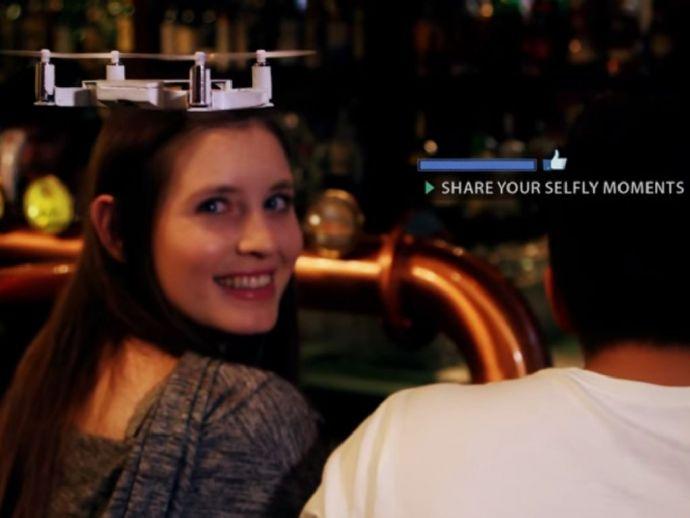 Drones, sciene, technology, engineering, selfly, camera, selfie, smartphones, selfly kickstarter, Selfly drone