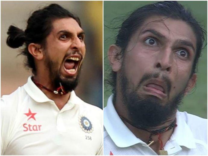 Ishant Sharma, Virat Kohli, Steve Smith, cricket, test series, India, Australia, Matt Renshaw, twitter