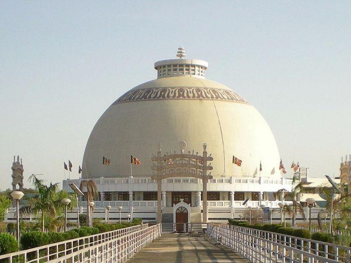 Nagpur, Deekshabhoomi, Repair, Nagpur Improvement Trust, NIT, Iconic, Monument, Dalits, VNIT, Dr Babasasheb Ambedkar