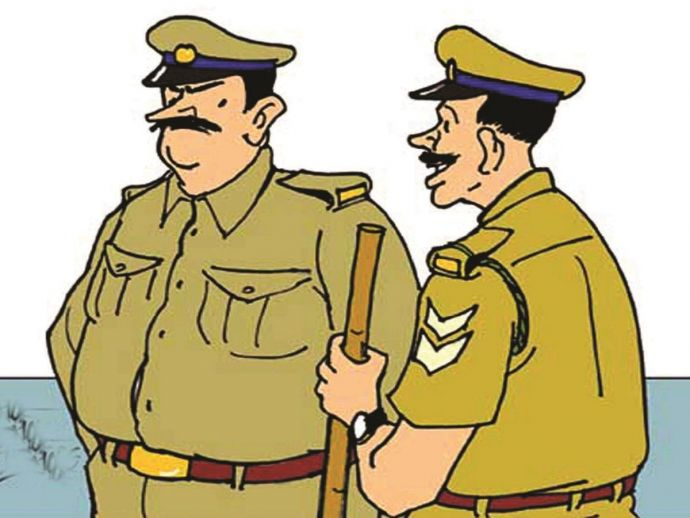 Uttar Pradesh, Police department, police constable, Vinod Kumar, Lord Shiva, jalabhishek, Haridwar, Bulandshar Reserve Police Lines, River Ganga, Shravan, Rishikesh-Haridwar, deputy SP of Sayana circle, ASP, Bulandshar, Pramod Kumar