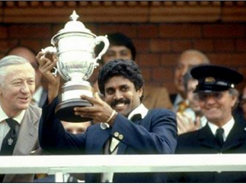 1983 World Cup Win, 25th June 1983 World Cup, India V West Indies 1983, Kapil Dev, Kabir Khan, Movie On 1983 Worldcup Win, Phantom, Phantom's Movie